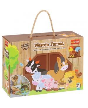 Farma zabawki drewniane 61443