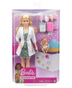 Barbie Pediatra GVK03