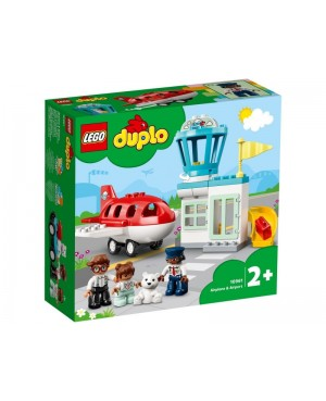 LEGO 10961 DUPLO Samolot i...