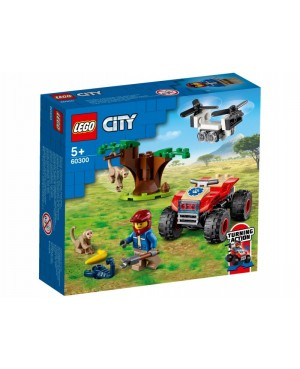 LEGO 60300 City Quad...