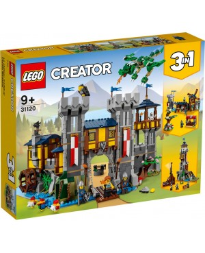 LEGO 31120 Creator 3w1...