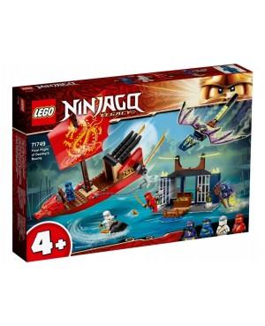 LEGO 71749 Ninjago Ostatni...