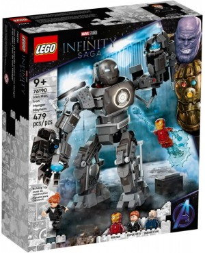 LEGO 76190 Super Heroes...