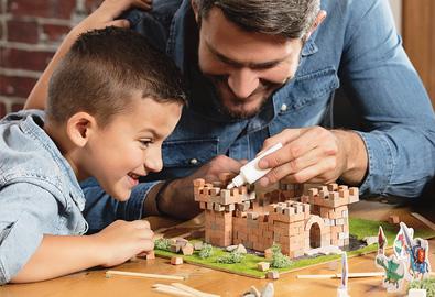 Brick Trick Buduj z Cegły
